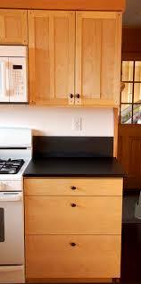 birch custom kitchen cabinets stauffer woodworking