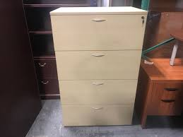 Lateral File Cabinet Used by Used Files
