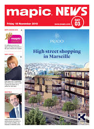 Bricoman Bresson by Mapic 2016 News 3 By Reed Midem Real Estate Shows Issuu