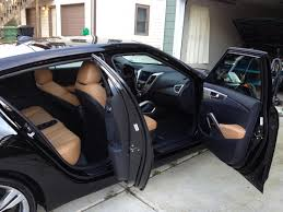 hyundai veloster doors got seats and door panels done way more to come
