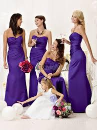 purple bridesmaid dresses 50 best 25 purple bridesmaid gowns ideas on purple