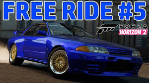 nissan skyline fast and furious 7 forza horizon 2 free ride 5 stanced skyline gt r r32 fast