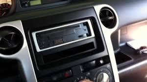 how to remove and paint scion xb dash with plasti dip black