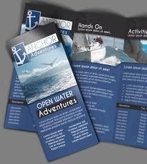 brochure templates free indesign brochure template indesign cs5 cs4 free creativity crate