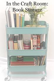 in craft room book storage aimee u0027s victorian armoire