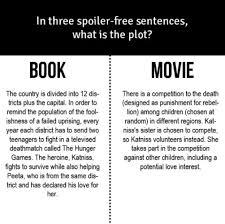 compare contrast essay books vs movies
