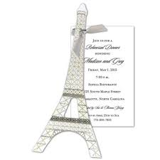 eiffel tower invitations eiffel tower invitations paperstyle