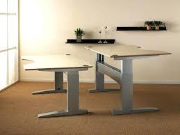 office desk with adjustable keyboard tray captivating exhilarating adjustable height office desk 36 desks