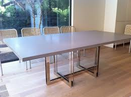Stone Dining Room Table Modern Fau Marble Top Dining Table Surripui Net