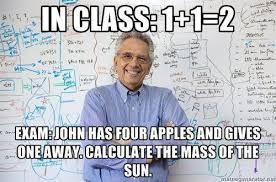 The Funniest Meme Ever - anybody who ever took a math class gtfinh the funniest meme