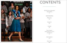michelle obama the first lady in photographs deborah willis