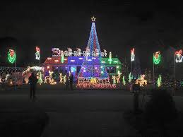holiday light show near me the best free christmas lights in nj