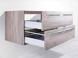 design waschbeckenunterschrank waschbeckenunterschrank 100 cm mit metallgriff aus design