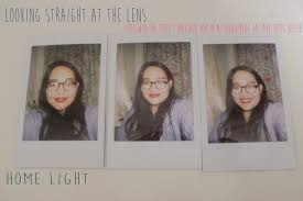 imbomblynt how to take a reasonable selfie with a fujifilm instax
