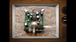 8877 Lifier Schematic Diagram Velleman Super Stereo Ear Kit Youtube