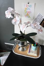 Fake Orchids Arranging Faux Flowers To Look Real Pretty Handy
