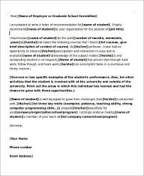 teaching position recommendation letter sample personal reference
