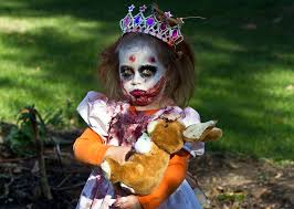 Halloween Costumes Kids Girls Scary Zombie Zombie Princess Halloween Costumes Halloween