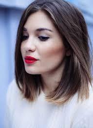 Frisuren Mittellange Haar Ovales Gesicht by Frisur Ovales Gesicht Lange Nase Mode Frisuren