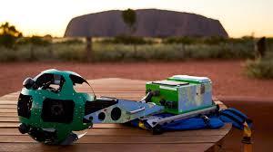 Launch Maps Uluru Kata Tjuta National Park Google Maps Street View Launch