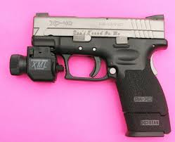 springfield xd tactical light don t tread on me springer precision tactical xd pistol s w a t