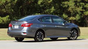 car nissan sentra review 2017 nissan sentra sr turbo