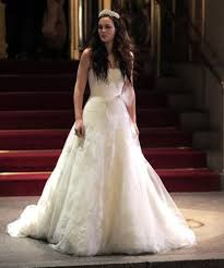 blair wedding dress 64 best gossip wedding dresses images on gossip