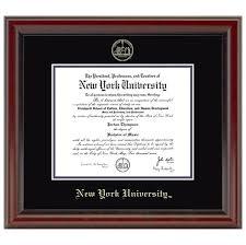 auburn diploma frame new york diploma frame fidelitas graduation gift
