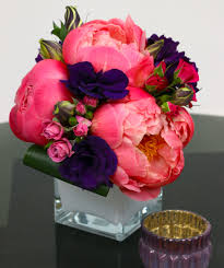 bouquet delivery peonies for the desk in az designs by zima