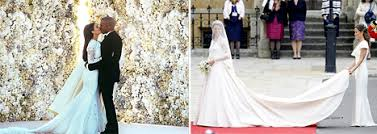 wedding dress kanye wedding dresses to kanye kris humphries compared