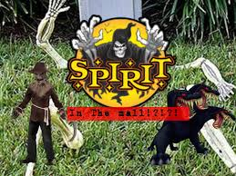 spirit halloween in the mall youtube