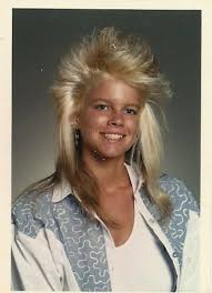 feathered hair 1980s 25 photos of 80s hairstyles so bad they re actually good