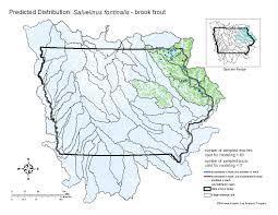 Iowa State University Map Fish Details