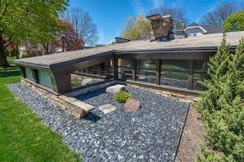 midcentury modern home with u201cscotch and music u201d room and indoor