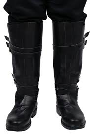 best motorcycle riding shoes updated version kylo ren riding boot deluxe black pu boots