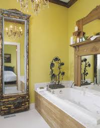 Yellow Bathroom Decorating Ideas 37 Rustic Bathroom Decorating Ideas Flea Market Finds Vintage