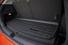 volkswagen tiguan white 2018 shop 2018 volkswagen tiguan comfort and protection u003e trunk liner