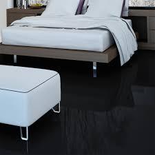 falquon high gloss flat edge 8mm black high gloss flooring