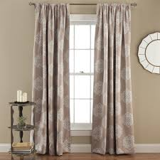 Blackout Curtains Sophie Window Room Darkening Curtain Panel Set