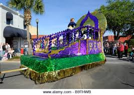 mardi gras float for sale floats in lake wales mardi gras parade central florida united