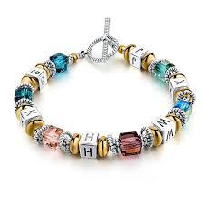 bracelet murano images Colorful murano bracelet clasqade jpg