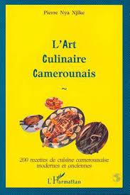 livres de cuisine anciens l culinaire camerounais nya njike livre ebook epub