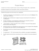 subjects and predicates worksheet 5