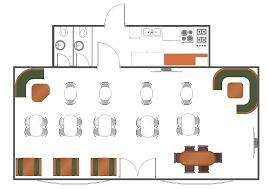 simple restaurant floor plan corglife