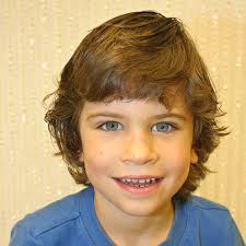 boys wavy hairstyles curly boy cut shear madness haircuts for kids