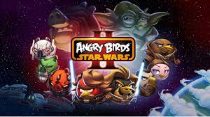 angry birds star wars 2 hands on using jar jar as a weapon polygon