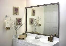 mirredge diy mirror framing kit up to 75 in x 72 in