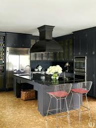 gray cabinets with black countertops dark countertops with cabinets granite gray kitchens and oak