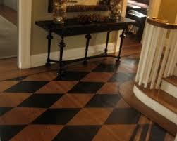 stunning painting wood floors that enhance fresh interior nuance