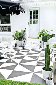 Painting Patio Pavers Painted Concrete Floors Floor Paint Awesome 7paint Patio Pavers To